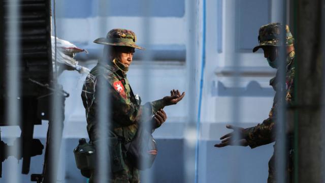 Myanmarda 6 kişiye daha idam cezası