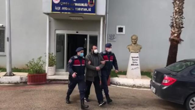 Terör örgütü DEAŞın propagandasını yapan şüpheli yakalandı