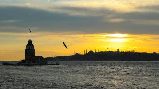 İstanbul'u 8 ayda 4 milyon 854 bin yabancı turist ziyaret etti
