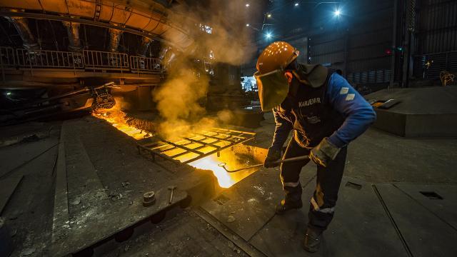 Eylül ayının ihracat şampiyonu çelik sektörü oldu