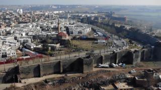 Diyarbakır surları eski görünümüne kavuşacak