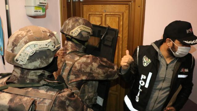 Edirne merkezli 9 ilde FETÖ operasyonu: 21 gözaltı kararı - Son Dakika  Haberleri