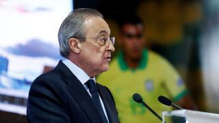 Real Madrid Başkanı Perez: Avrupa Süper Ligi projesi beklemede