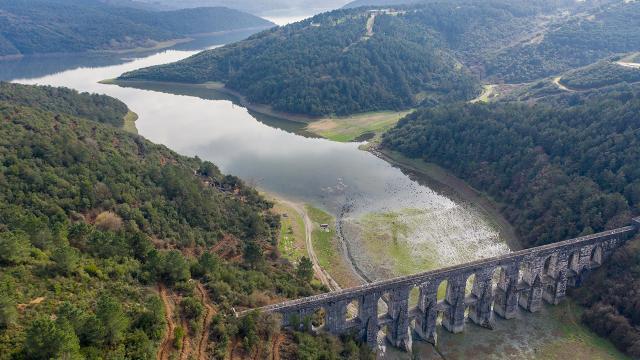 İstanbulda barajlardaki doluluk oranı artıyor