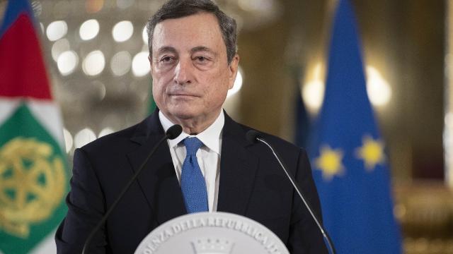 Draghi hükümetinin Senatodan rekor oy alması bekleniyor
