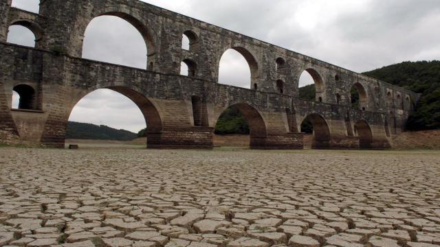 Türkiye meteorolojik kuraklık döneminde