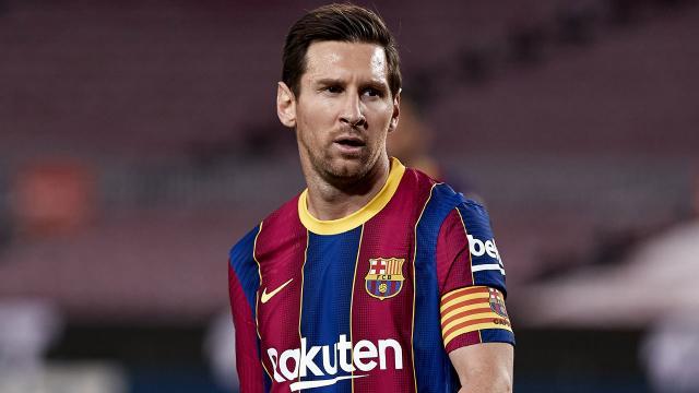 La Liga Messinin kalmasını istiyor