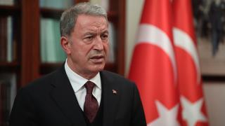 Bakan Akar: Türkiye Ermenistan'daki darbe girişimini kınayan ilk ülkelerden biriydi