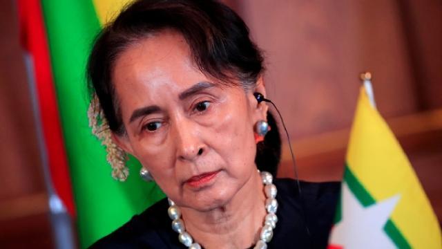 Myanmarın devrik lideri Suu Çiinin duruşması 14 Haziranda