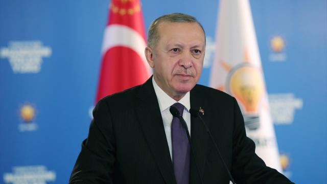 Cumhurbaşkanı Erdoğan: Nüfusumuz azalmaya dahi başlayabilir