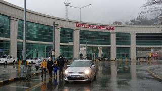 Sarp'tan 2020'de 1,3 milyon yolcu giriş çıkış yaptı