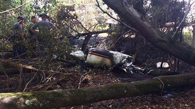 İsrailde küçük uçak düştü: 2 ölü