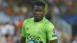 Ajaxlı kaleci Onana'ya dopingden 12 ay ceza