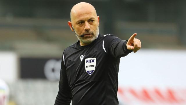 FIFAdan Cüneyt Çakıra görev