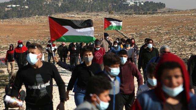 Yahudi gençler, Filistinlilerden nefret ediyor