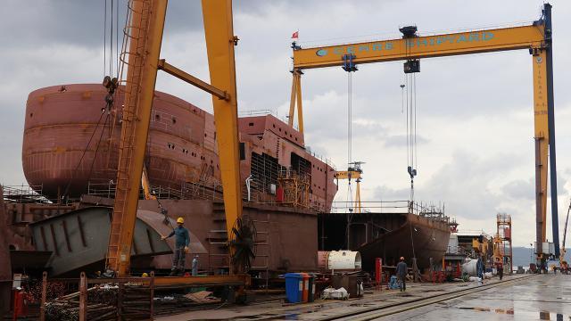 Gemi ve yat sektöründe şubatta en fazla ihracat Norveçe yapıldı