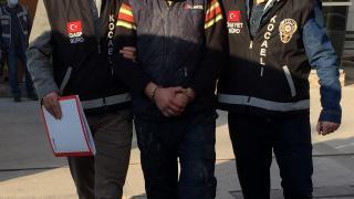 Gaziantep'te tespit edilen 2 hırsızlık zanlısı tutuklandı