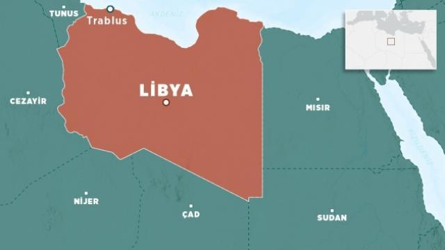 Libyada Ulusal Uzlaşı Komisyonu kuruldu