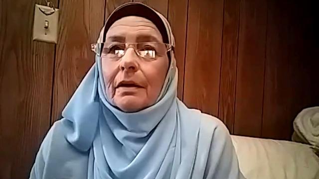 60 yaşındaki ABDli kadın Diriliş Ertuğruldan etkilenerek Müslüman oldu