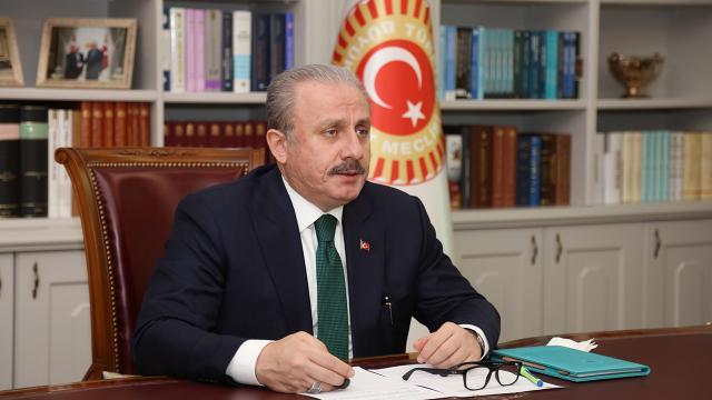 Şentop, Kosova Türkleri Milli Bayramını kutladı