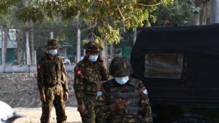Myanmar'da kurulan 'sivil hükümet'i bazı ülkelerin tanıyacağı öne sürüldü