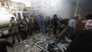 Fransa'da Esed rejimi hakkında suç duyurusu