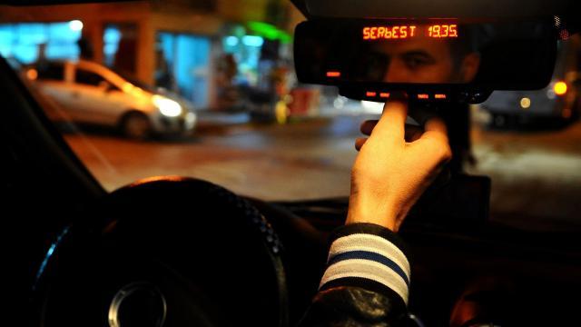 Taksimetre satışı ve değişimi yapan 5 firmaya 46 bin lira ceza