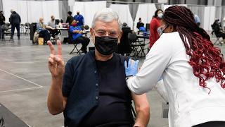 BM 75. Genel Kurul Başkanı Bozkır aşı oldu
