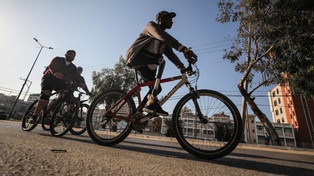 Hem eğlenceli hem sağlıklı ulaşım aracı: Bisiklet