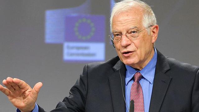 AB Yüksek Temsilcisi Borrellin istifası istendi