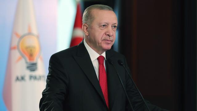 Cumhurbaşkanı Erdoğan: CHP parçalanmaya başladı