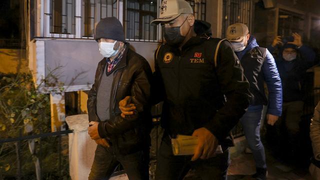 15 ilde FETÖnün TSK yapılanmasına operasyon: 27 gözaltı
