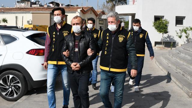 Adanada firari 2 hükümlü yakalandı