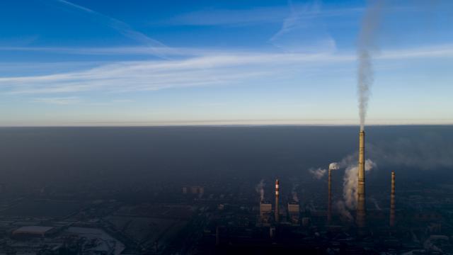 Her 5 ölümden 1inin nedeni fosil yakıt kaynaklı hava kirliliği