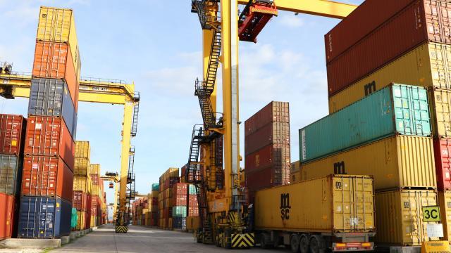 Trabzondan Rusyaya ihracat arttı