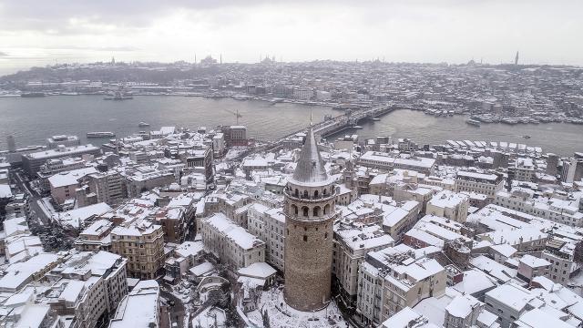 Marmarada yoğun kar yağışı bekleniyor