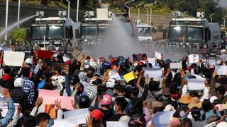 Myanmar'da 3 protestocu daha hayatını kaybetti