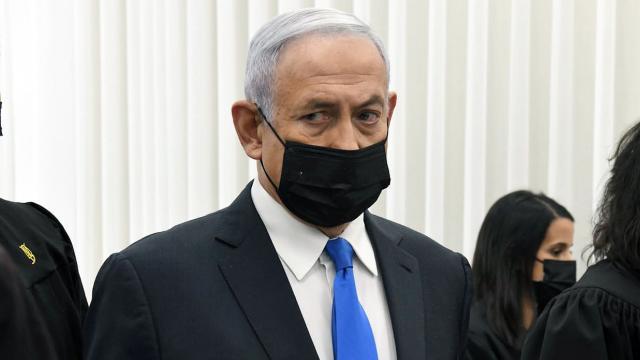 Netanyahunun yolsuzluk davası seçimden sonra devam edecek