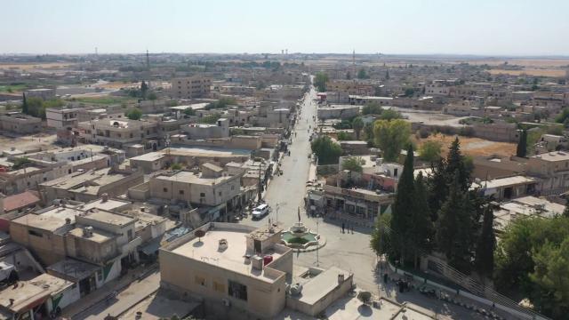 Tel Abyadda 2 bombalı araç saldırısı engellendi
