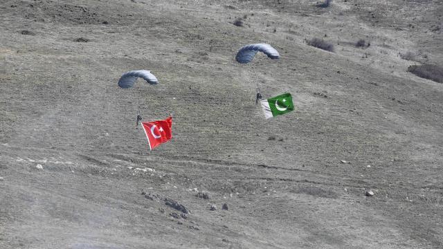 Atatürk Tatbikatı Pakistanda başladı
