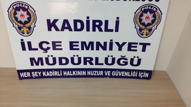 Osmaniyede asayiş uygulamaları : 12 kişi gözaltına alındı