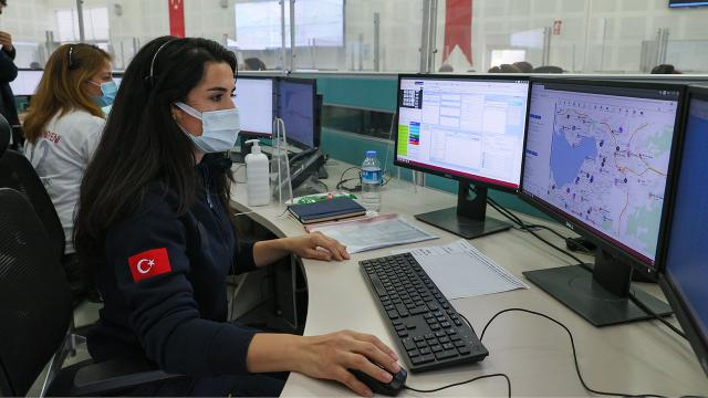 Acil çağrı merkezlerine 1500 personel alınacak