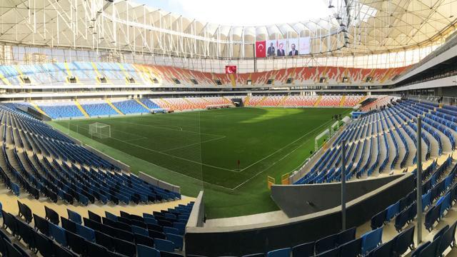 Yeni Adana Stadı gelecek hafta açılacak