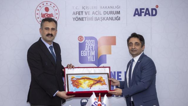 AFAD ile ASELSAN arasında afet farkındalık iş birliği