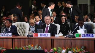 Yükselen kıta Afrika'da güç mücadelesi: Türkiye