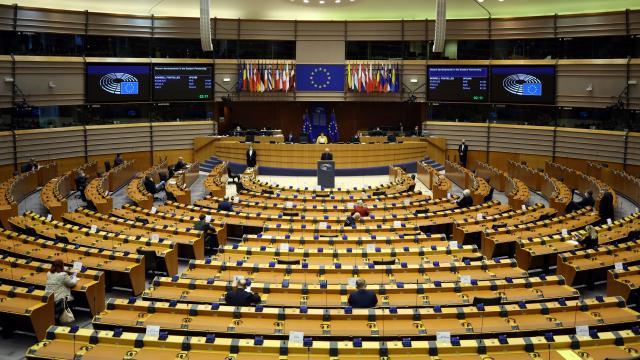 Avrupa Parlamentosu aşı sertifikası için pozisyonunu belirledi