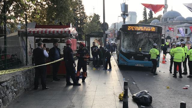 Durakta bekleyenlere çarpan otobüs şoförüne müebbet hapis