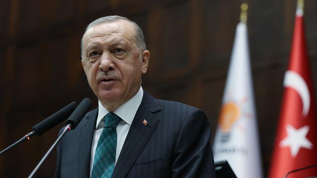 Cumhurbaşkanı Erdoğan: Kıbrısta iki devletli çözümden başka çıkış yolu kalmadı