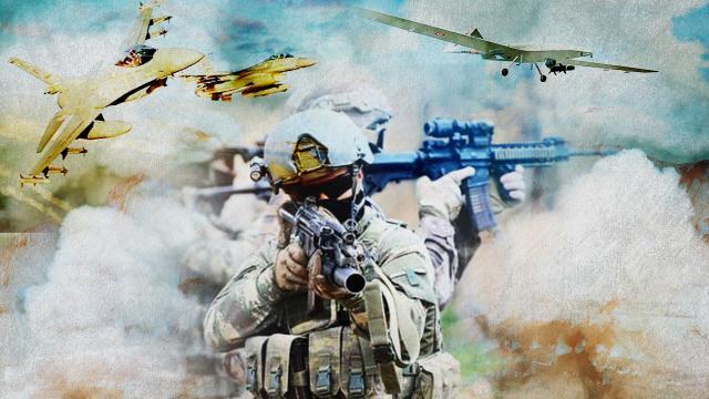 Garaya Pençe darbesi: 33 terörist etkisiz hale getirildi