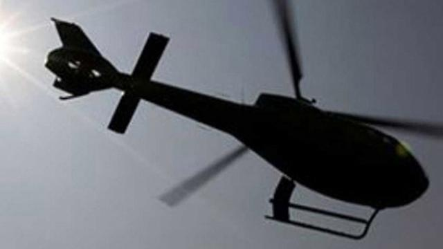 Fransada helikopter düştü: 2 ölü